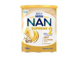 Nestle Nan Oprtipro supreme 2 leche de continuación 800g
